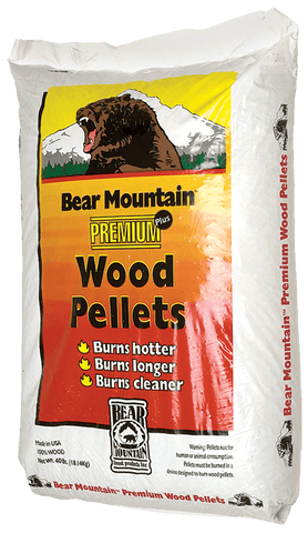 Bear Mountain Wood Pellets