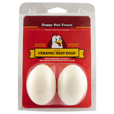 Ceramic Chicken Eggs