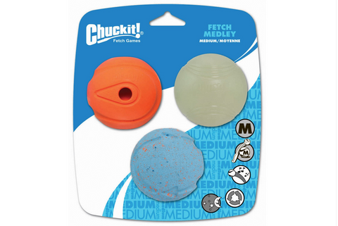 Chuckit! Fetch Medley Ball Medium