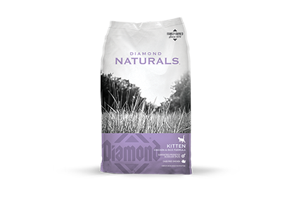 Diamond Naturals Kitten Food