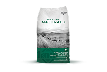 Diamond Naturals Large Breed Dog Food