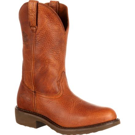 Georgia Boot Men's Carbo-Tech Work Wellington