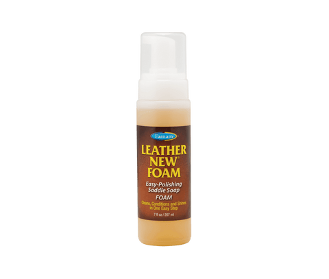 Farnam Leather New Foam - 7 fl. oz.