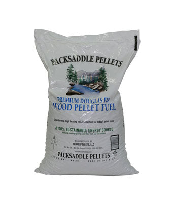 Packsaddle Wood Pellets