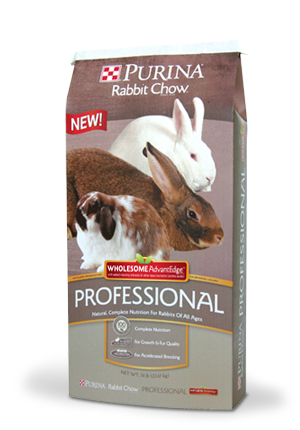 Purina Rabbit Chow Professional