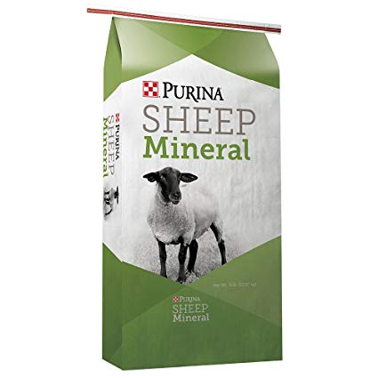 Purina Sheep W&R Mineral