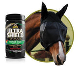 UltraShield Fly Mask W/Ear