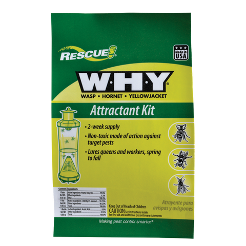 WHY Attractant Kit