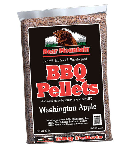 Washington Apple BBQ Pellets