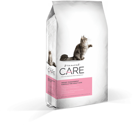 Diamond Care Weight Management Cat Food