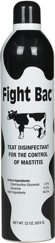 Fight Bac Teat Spray
