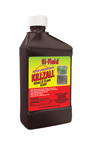 Hi-Yield Super Concentrate Killzall Weed & Grass Killer