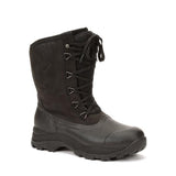 Men's Arctic Outpost Lace Mid-Calf Black Muck Boots