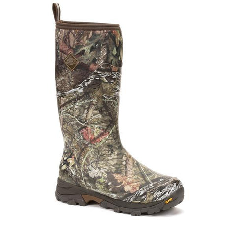 Men's Woody Arctic Ice Tall, Mossy Oak Camo Muck Boots