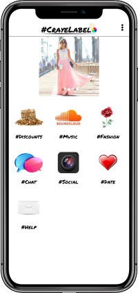 Get The Craye Label Apps