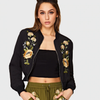 Center Attention Cropped Jacket