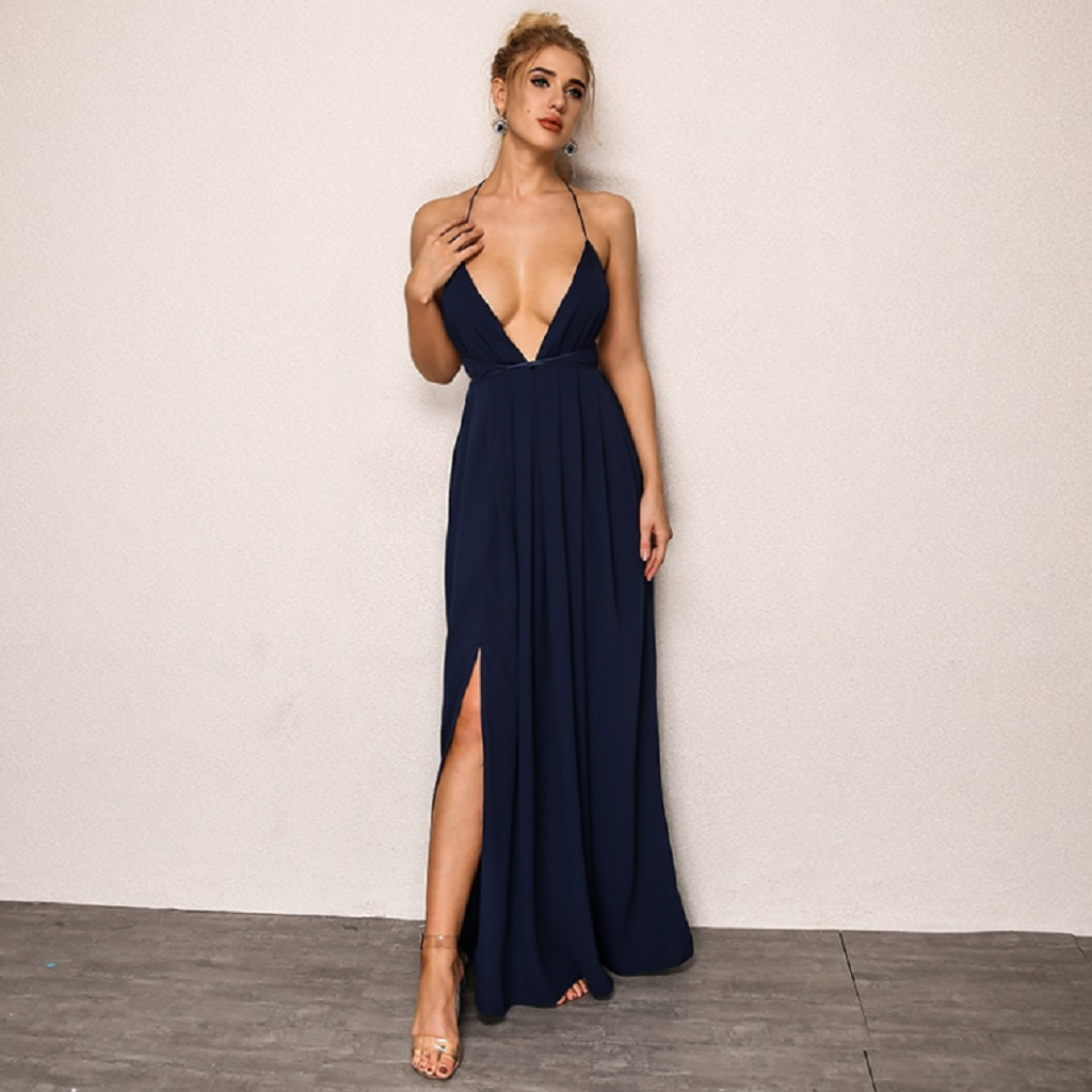 All Day Night Party Maxi Dress