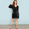 Late Night Party Sequin Dress