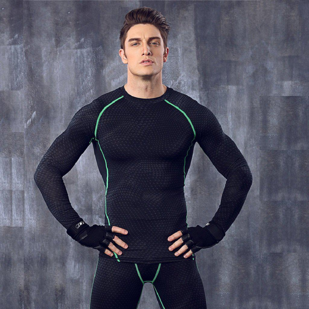Men's Compression Tops