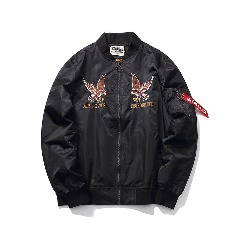 Soar Bomber Jacket