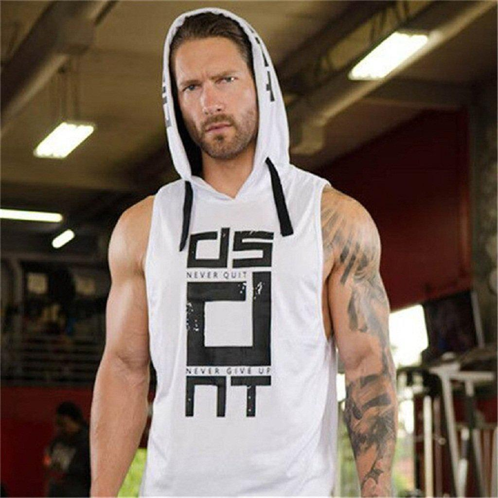 #fitness Hooded Sweatshirt-Men's Sweatshirts-📸 #CrayeLabel-Black-M-CrayeLabel.com