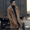 Dual Side Long Coat