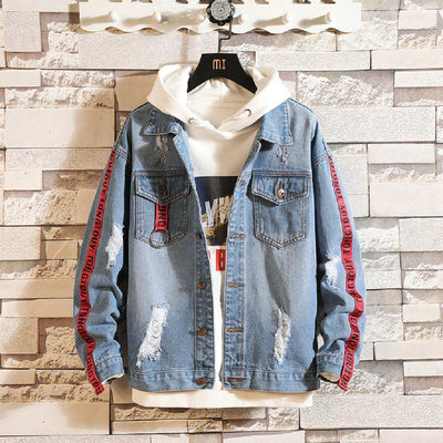 King Of The Streets Denim Jacket
