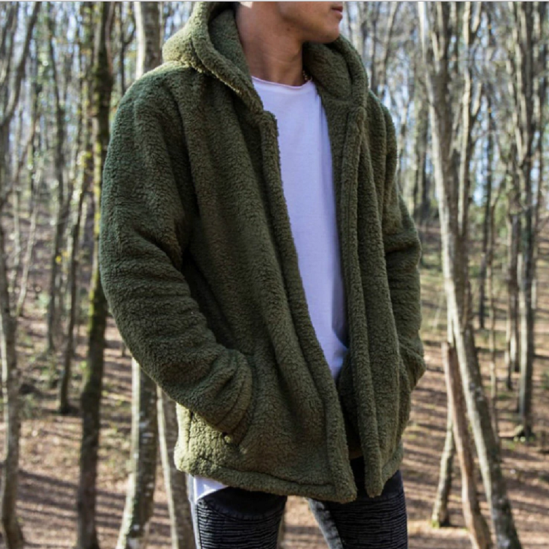 Stylish Winter Fleece Hoodie