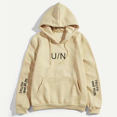Truth And Run Hoodie