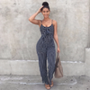 Multi Strip Jumpsuit