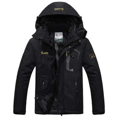 Warrior Winter Parka Jacket