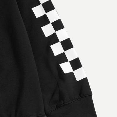 Checkered Out Hoodie