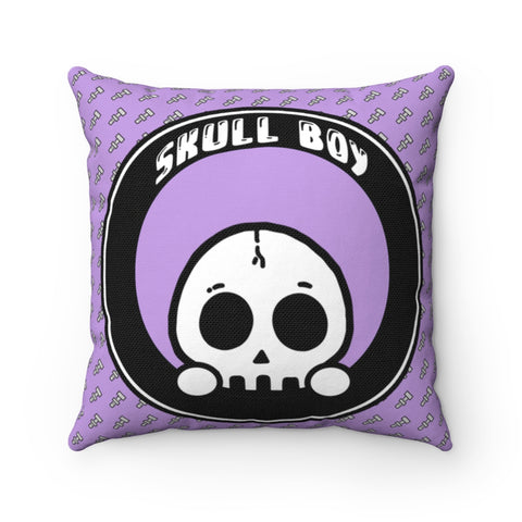 SKULL BOY Pillow