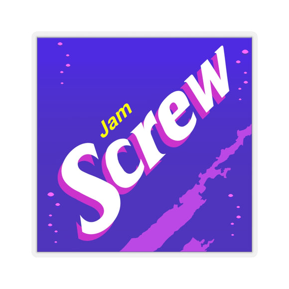 JAM SCREW Sticker