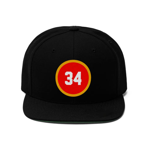 """34"" Back-To-Back Cap"