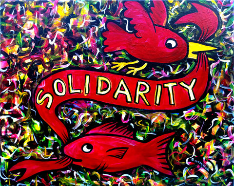 Solidarity / Fish & Bird