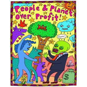 People & Planet Over Profit