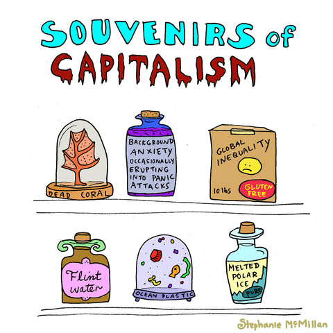 Souvenirs of Capitalism