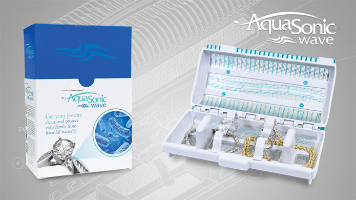 AquaSonic Wave Packaging