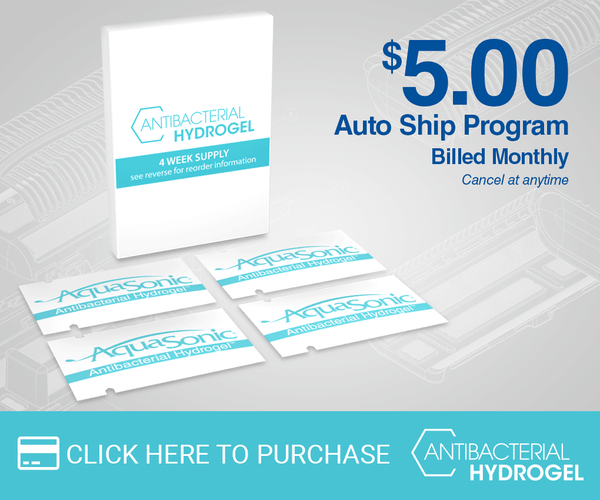 Anti-Bacterial HydroGel - Monthly Autoship Program