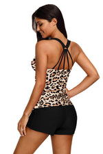 PRE ORDER Top Animal Print LC410458-20-S