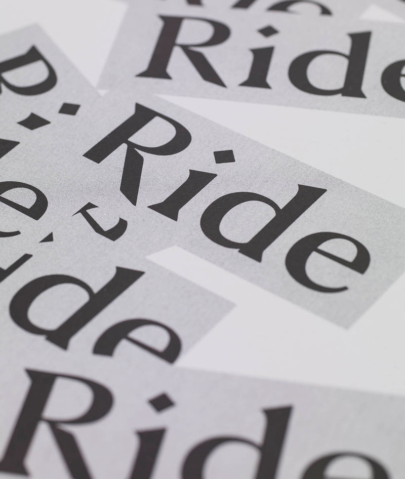 RIDE PRINT - Coborn Cycling