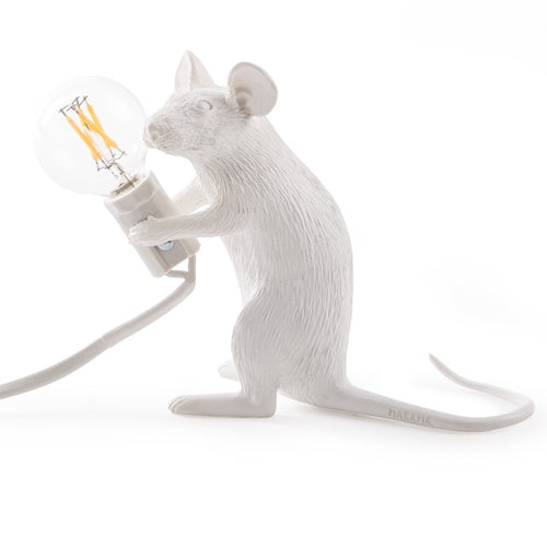 Mouse Lamp - 'Mac'