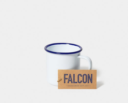 Falconware Enamel Mug White Falconware - The Voewood