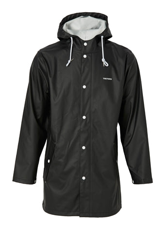 Tertorn Black Waterproof Jacket