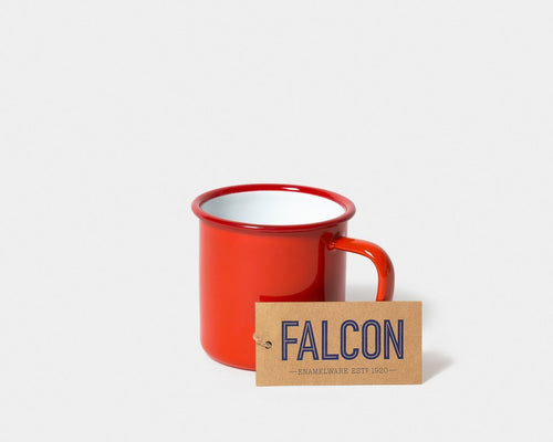Falconware Enamel Mug Red Falconware - The Voewood