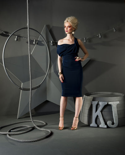 Kevan Jon Cosmo Dress