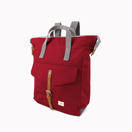 ROKA Bantry C Medium Backpack / Rucksack Cranberry Roka - The Voewood