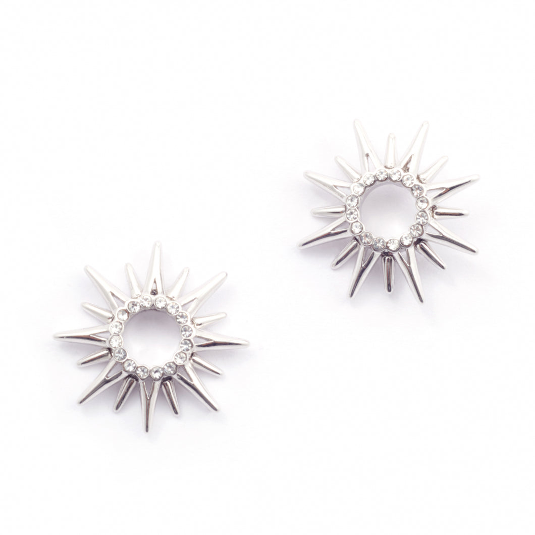 Bill Skinner Starburst Stud Earring