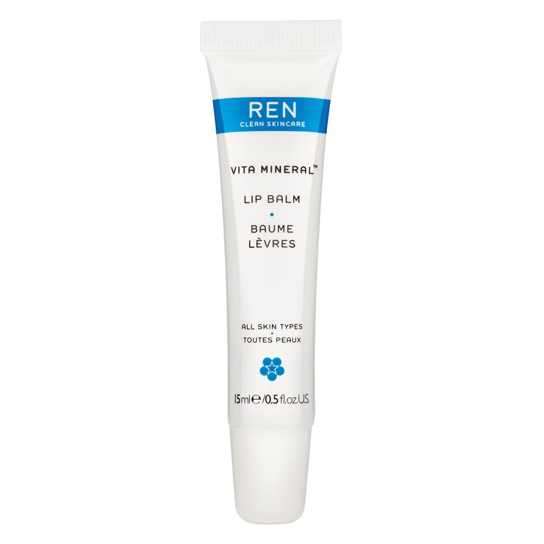 REN Vita Mineral Lip Balm 15ml The Voewood - The Voewood